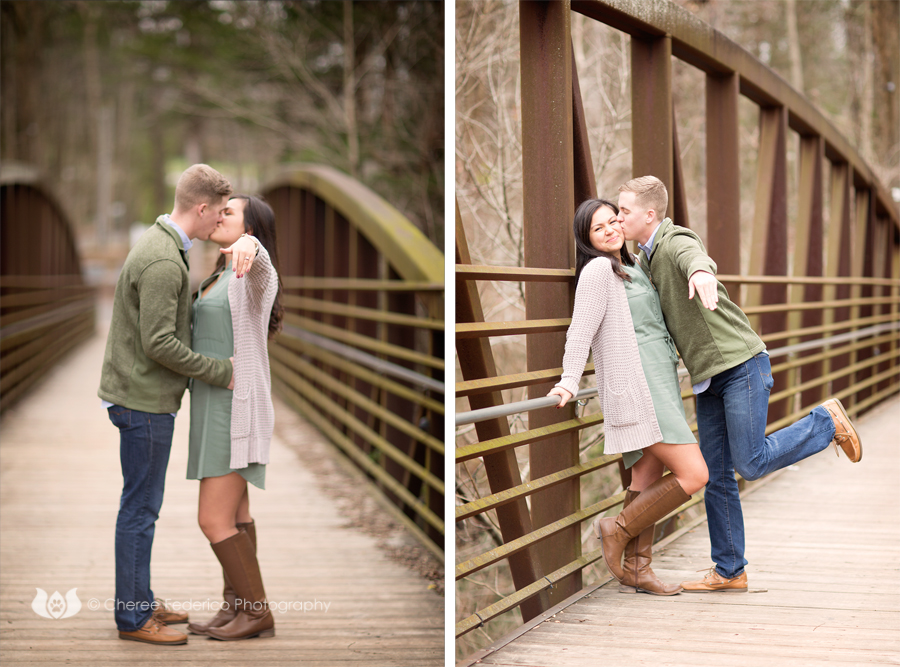 Engagement; Lost River Cave; Bowling Green KY; Couples; Cheree Federico Photography